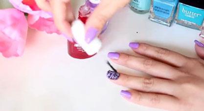икорный дизайн ногтей фото