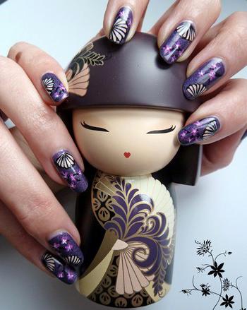 Японский маникюр - процедура для ногтей