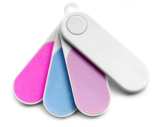 Миниатюрная пилочка для ногтей