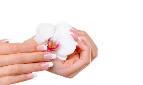 здоровые и крепкие ногти