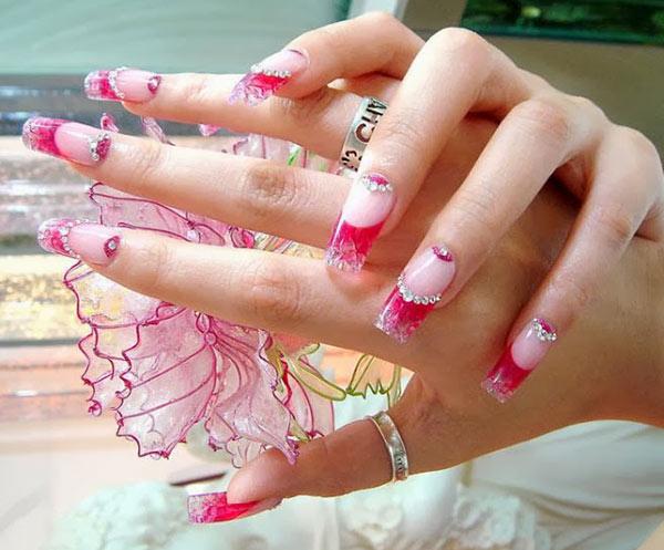 форма ногтей как выбрать