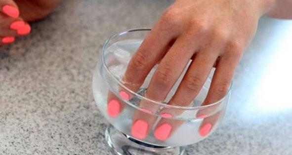 Как быстрее высушить ногти в домашних условиях