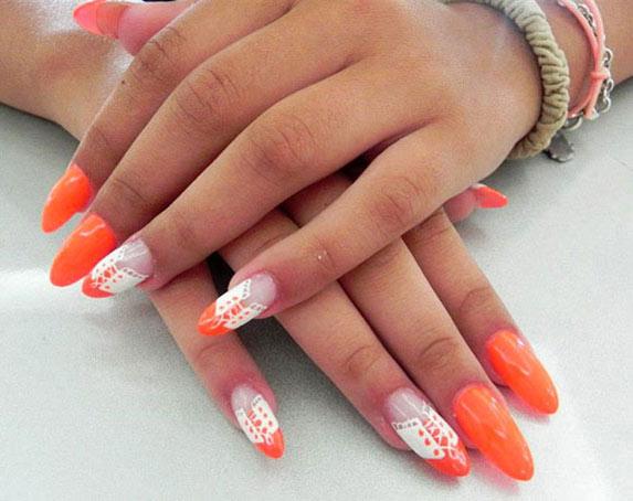 Выбор лака для дизайна ногтей