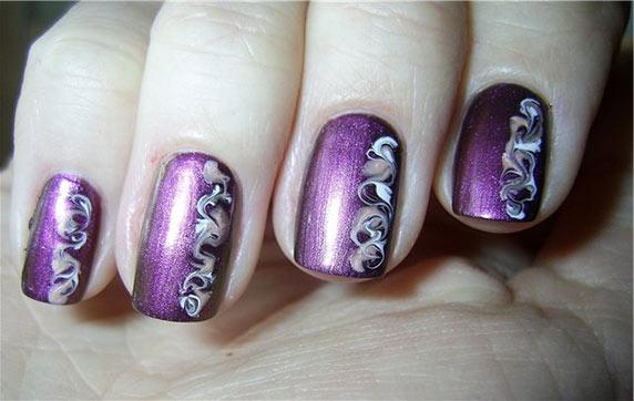 Дизайн - рисунки на ногтях