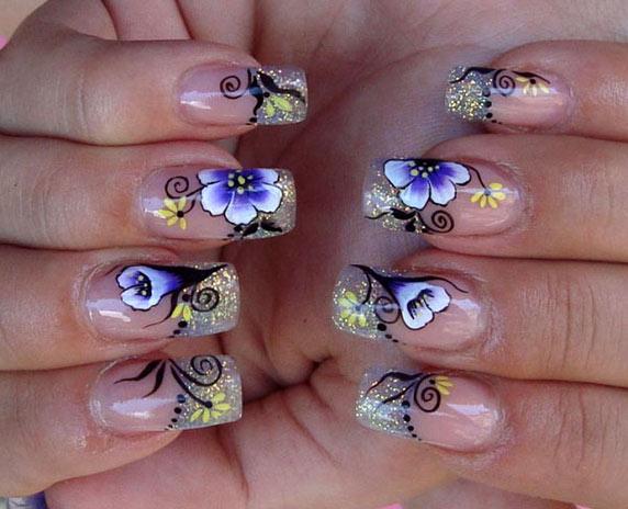 Дизайн ногтей 100 фото