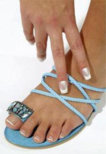 Грибок ногтей на ногах - советы экспертов