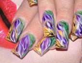Наращивание ногтей гелем фото-05