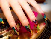 Ногти нарощенные фото-77