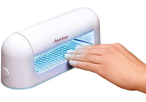 ультрафиолетовая лампа для шеллак маникюра