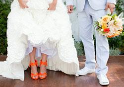 Свадебный педикюр