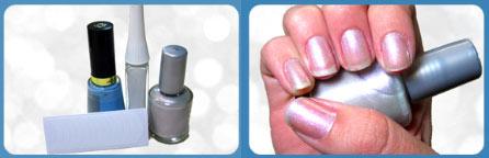 Как сделать новогодний дизайн ногтей