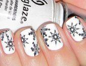 Новогодний дизайн ногтей фото