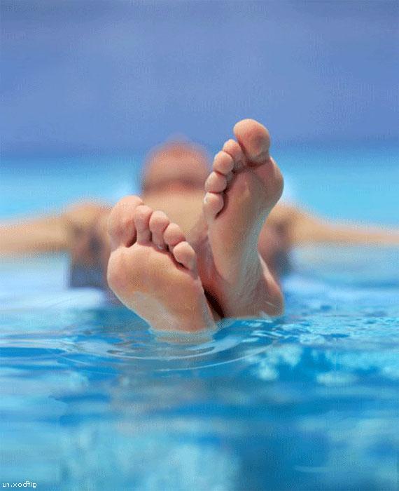 Лечебные средства от потливости ног