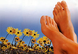Средства от потливости ног