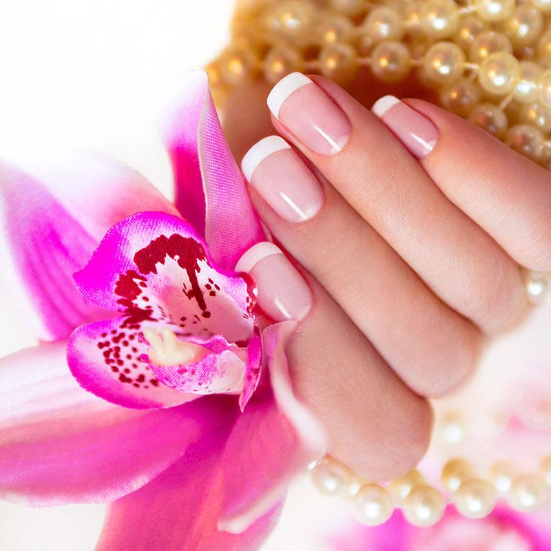 Как сделать дизайн ногтей френчфренч