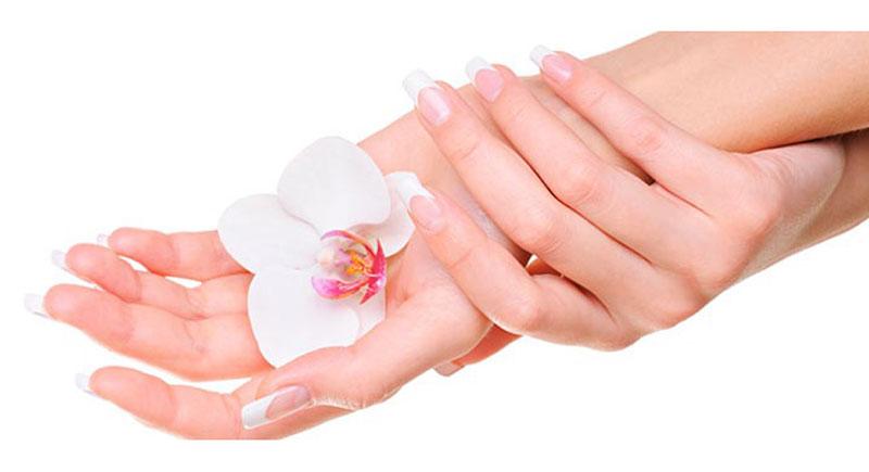 История появления дизайна ногтей френч