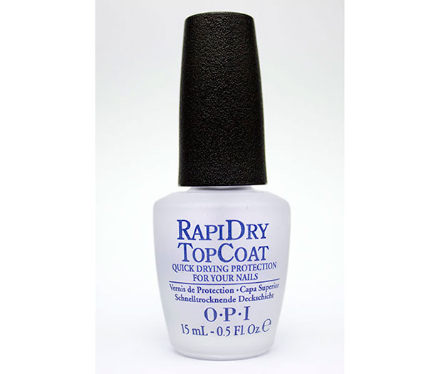 «Quick Dry Top Coat» от «OPI»