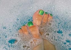 Как выбрать массажную ванночку для ног